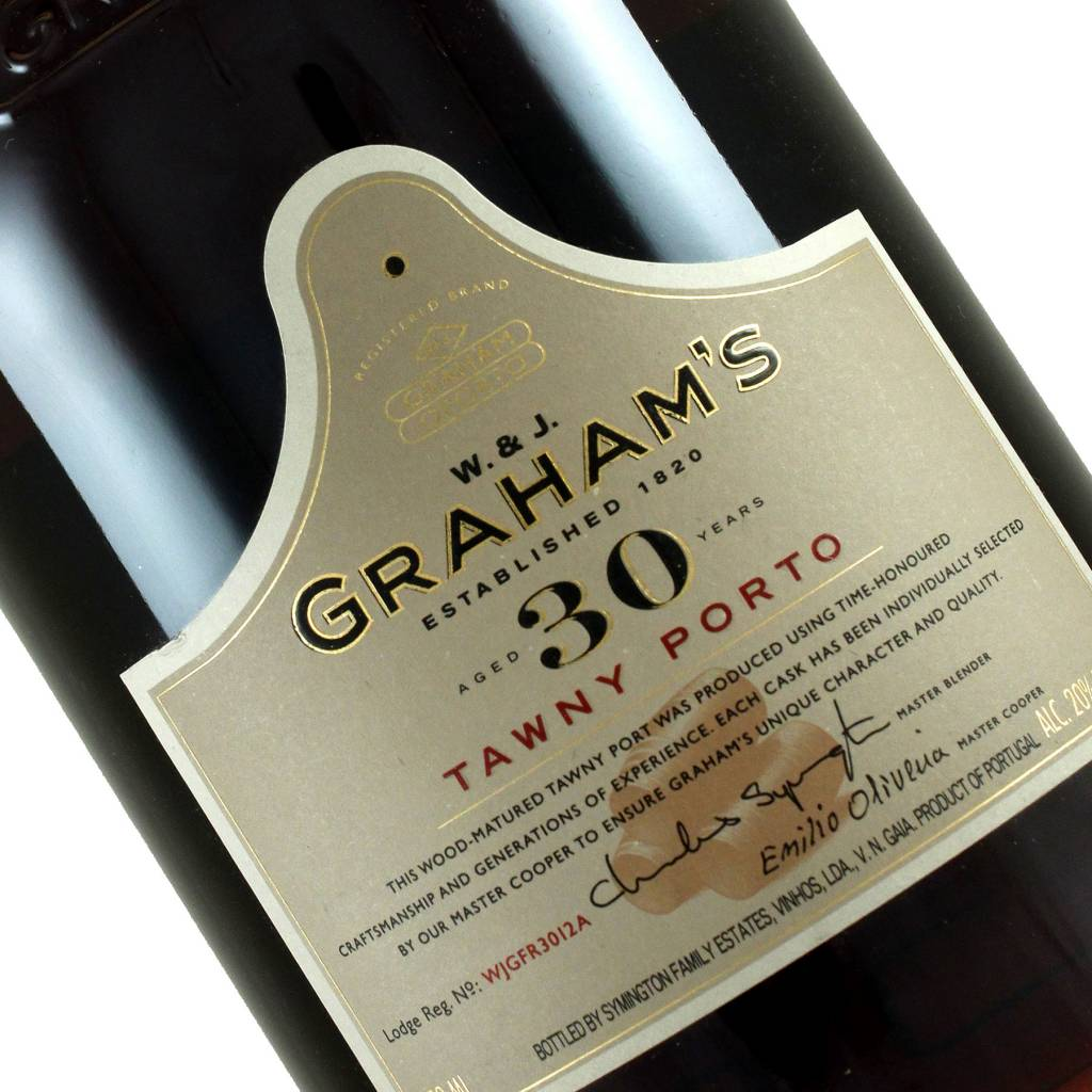 Graham's Tawny Port 30 Year Old, Porto, Portugal