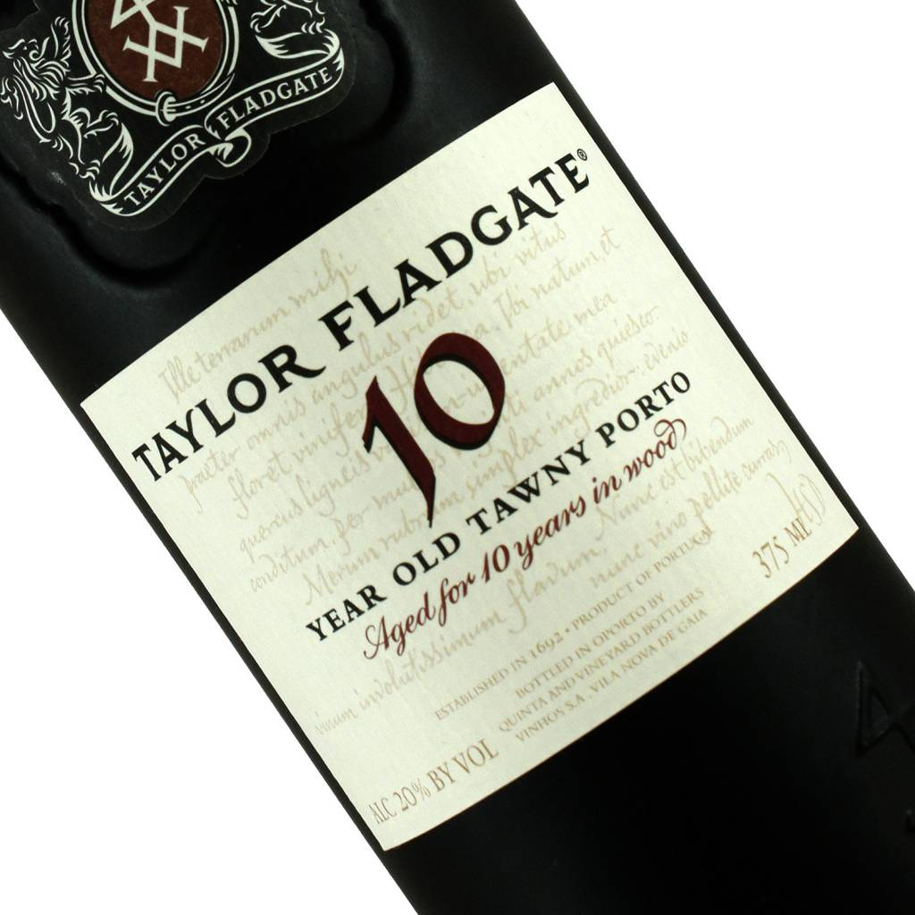 Taylor Fladgate 10 Year Old Tawny Porto Half-Bottle