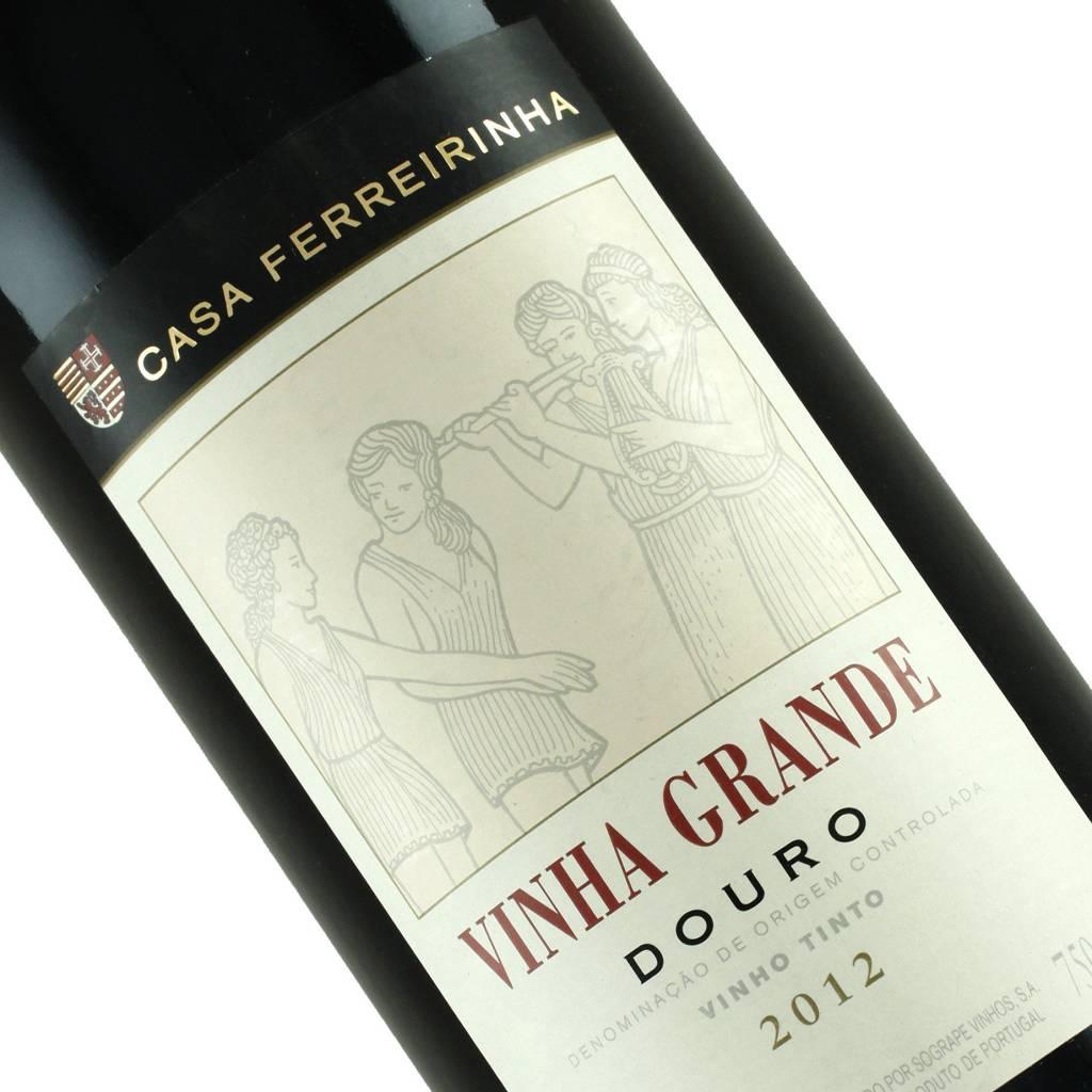 Casa Ferreirinha 2012 Vinha Grande Vinho Tinto, Douro Portugal