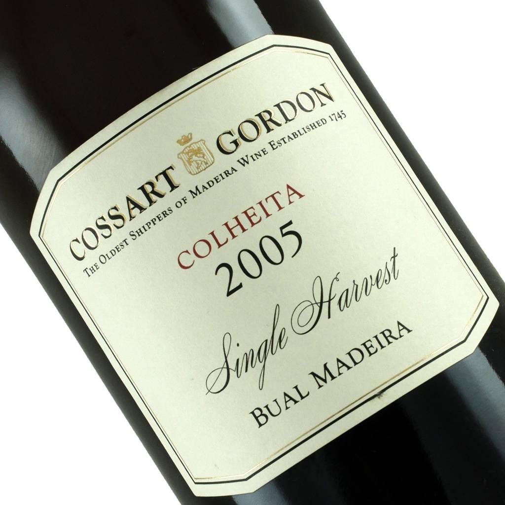 Cossart Gordon 2005 Bual Colheita Madeira, Portugal - 500ml