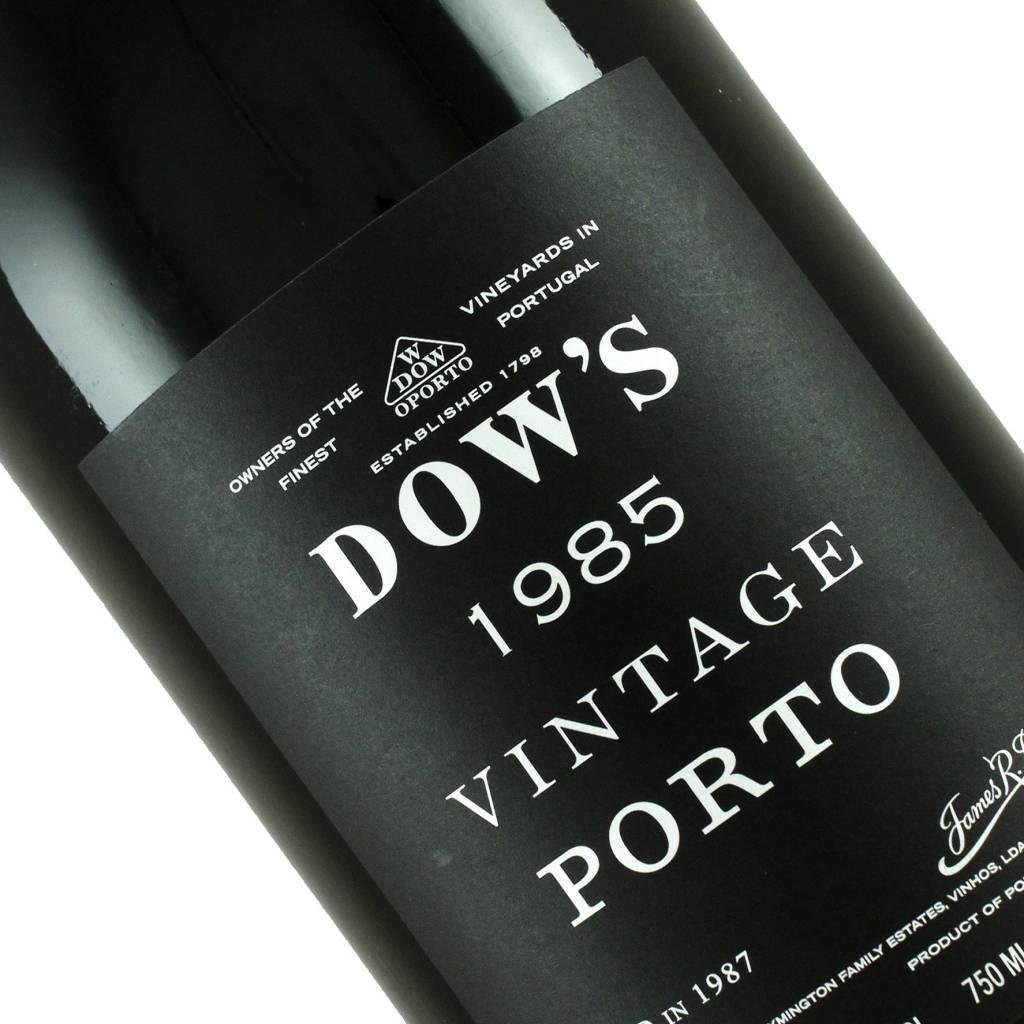 Dow's 1985 Vintage Porto, Portugal