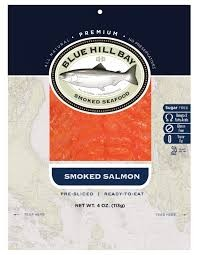 Blue Hill Bay Wild Smoked Salmon