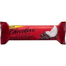 Chocolove Ganach & Coconut in Dark Chocolate, Boulder