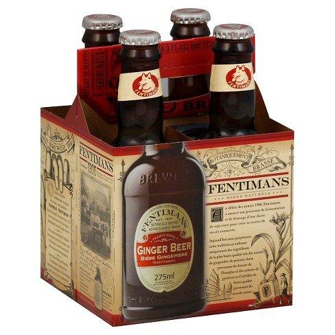 Fentimans Ginger Beer/ 4 Pack