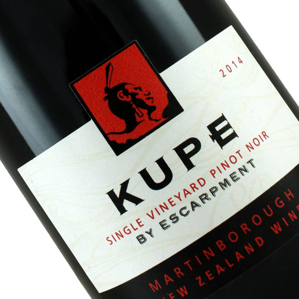 "Escarpment 2014 Pinot Noir ""Kupe"", Martinborough New Zealand"