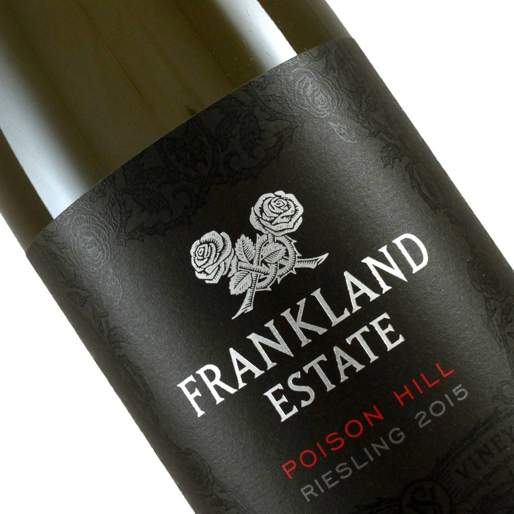 Frankland 2015 Riesling Poison Hill Vineyard, Australia