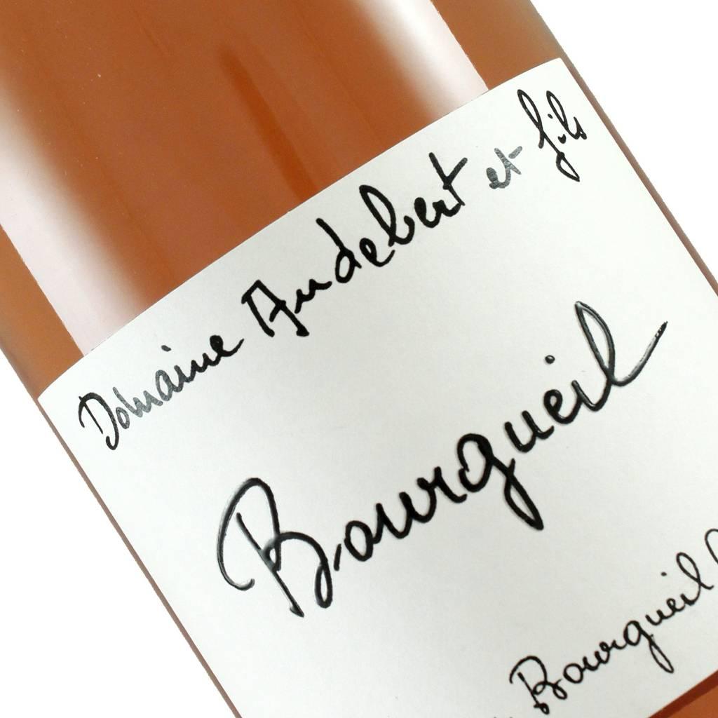 Domaine Audebert 2017 Bourgueil Rose, Loire