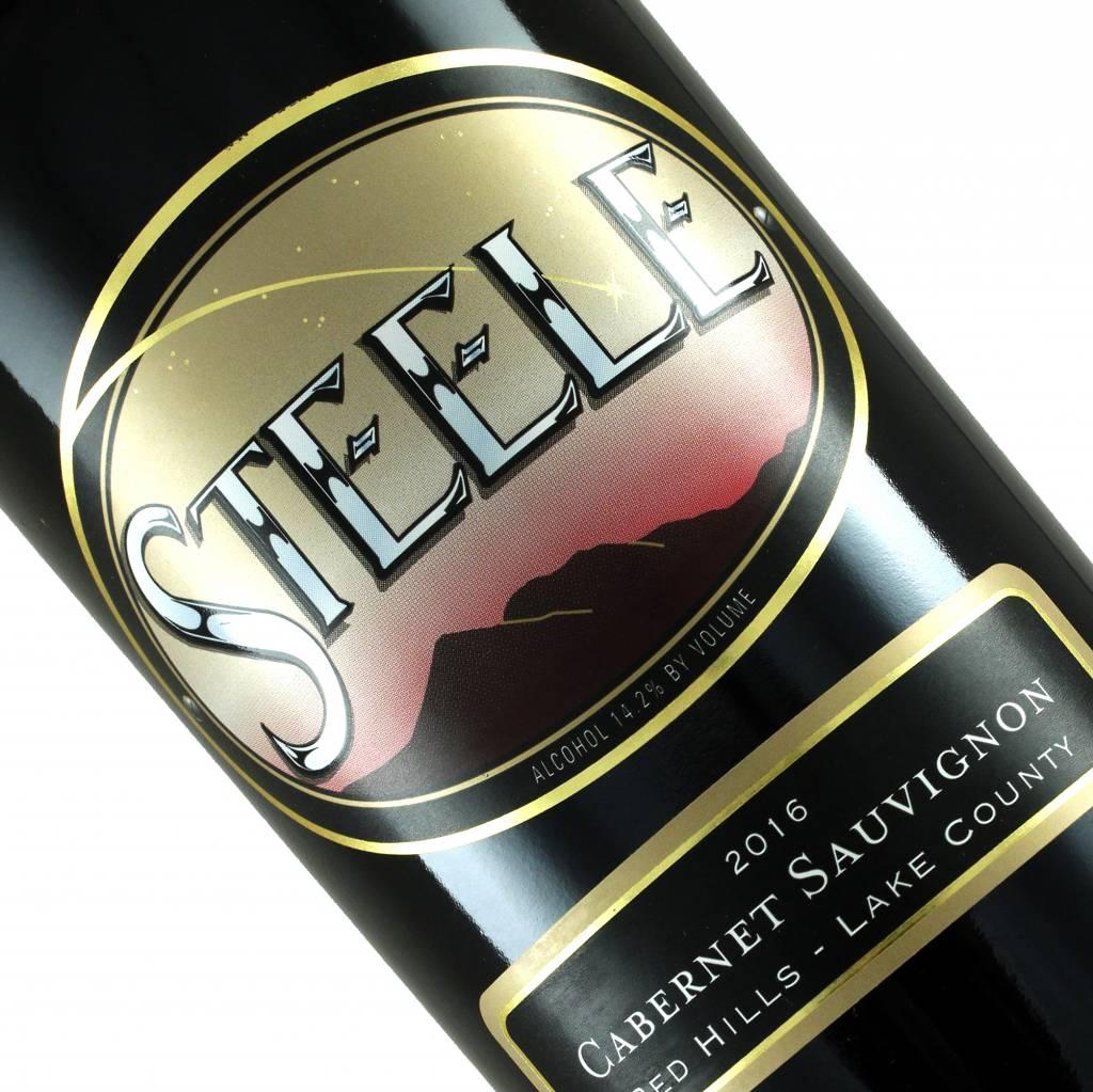 Steele 2016 Cabernet Sauvignon, Red Hills Lake County