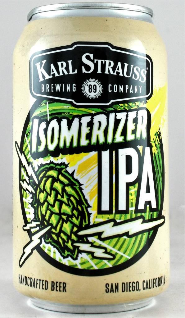 "Karl Strauss ""Isomerizer"" IPA"