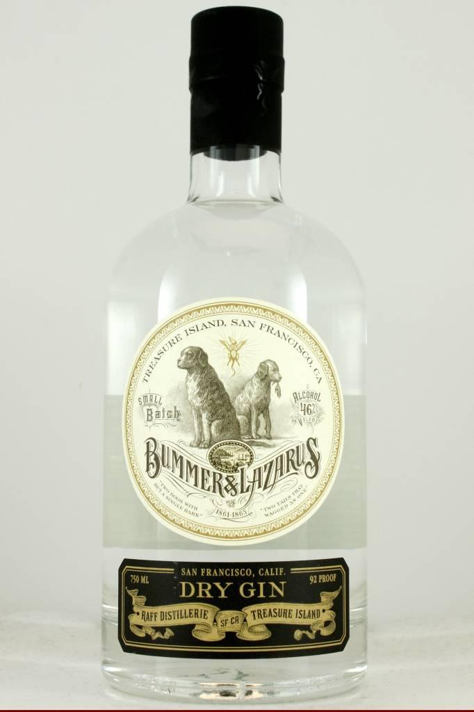 Bummer & Lazarus Dry Gin, San Francisco