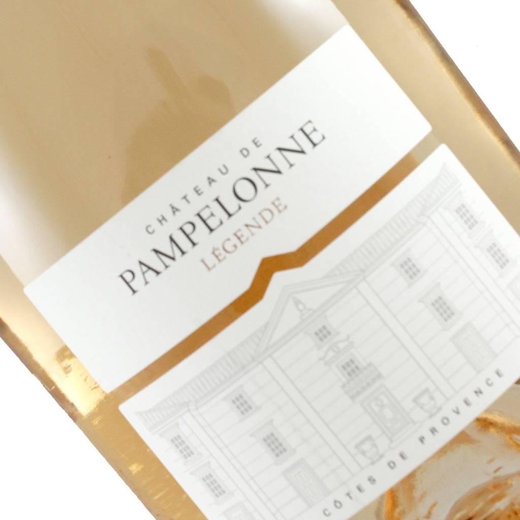 """Chateau De Pampelonne 2017 Rose """"Legende"""" Cotes De Provence"""