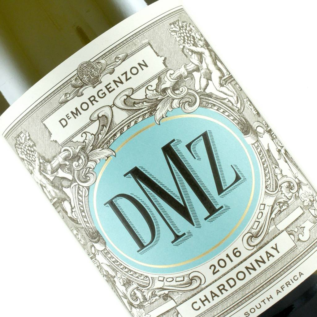 "DeMorgenzon 2016 Chardonnay ""DMZ"" South Africa"
