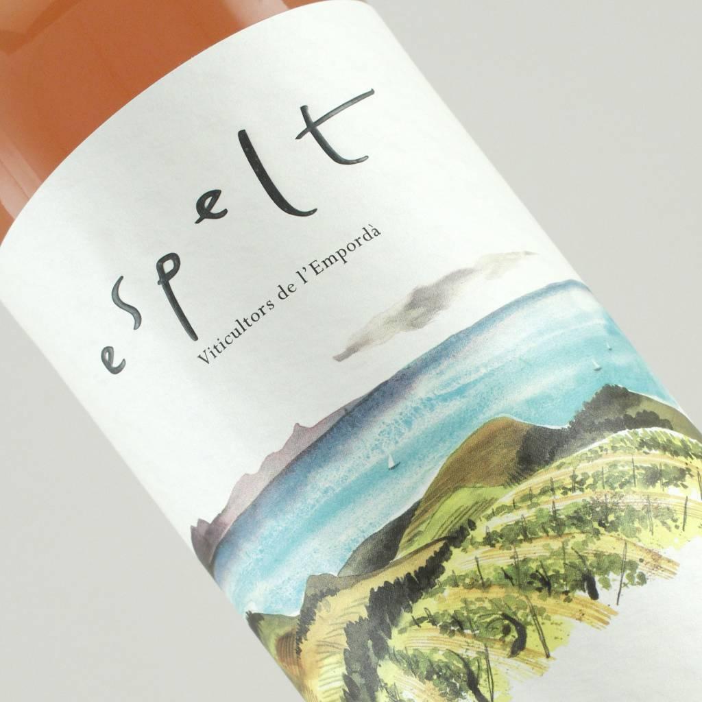 "Espelt 2017 Rose ""Corali"" Emporda, Spain"