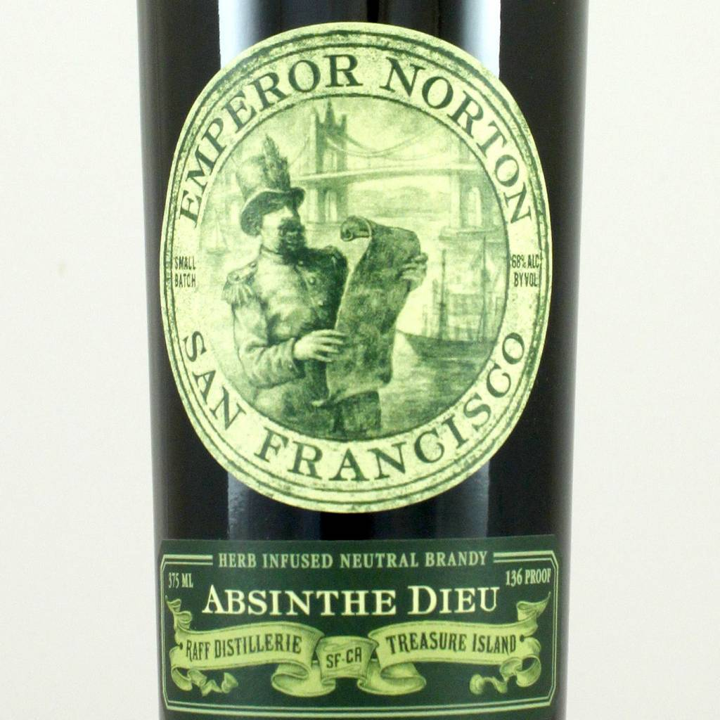 Emperor Norton Absinthe Dieu San Francisco - 375ml