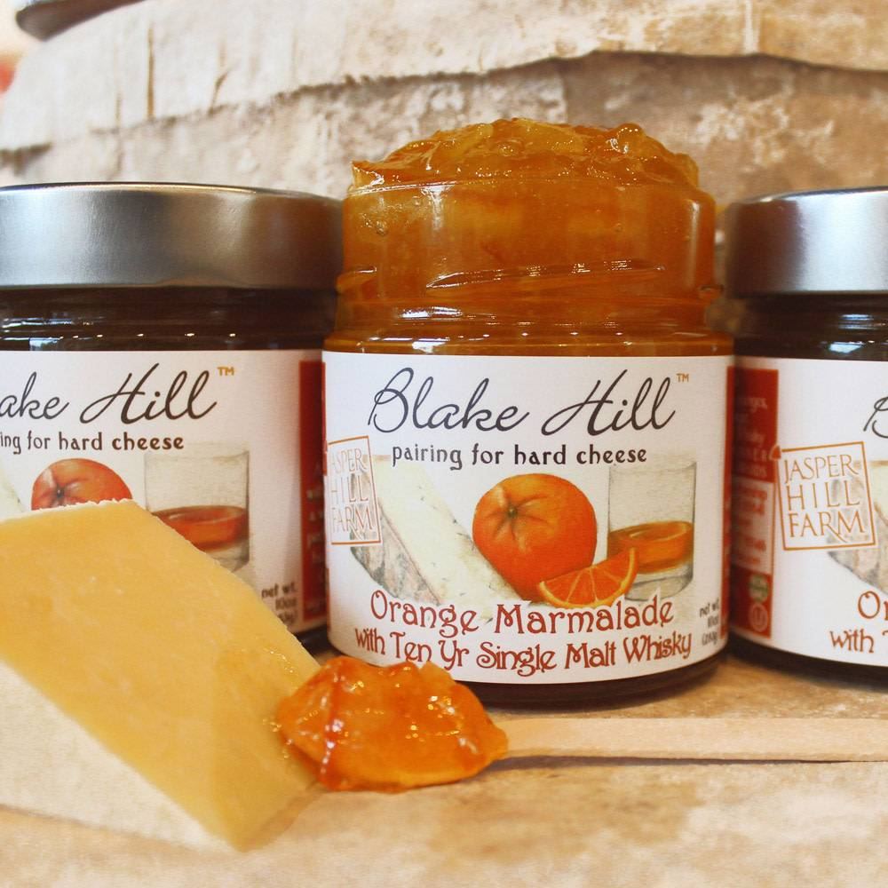 Blake Hill Assorted Cheese Pairing Jams 1.5oz