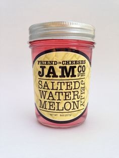 Friend In Cheeses Jam Co. Salted Watemelon Jelly