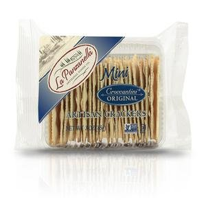 La Panzanella  Original Mini Artisan Crackers 3 oz.