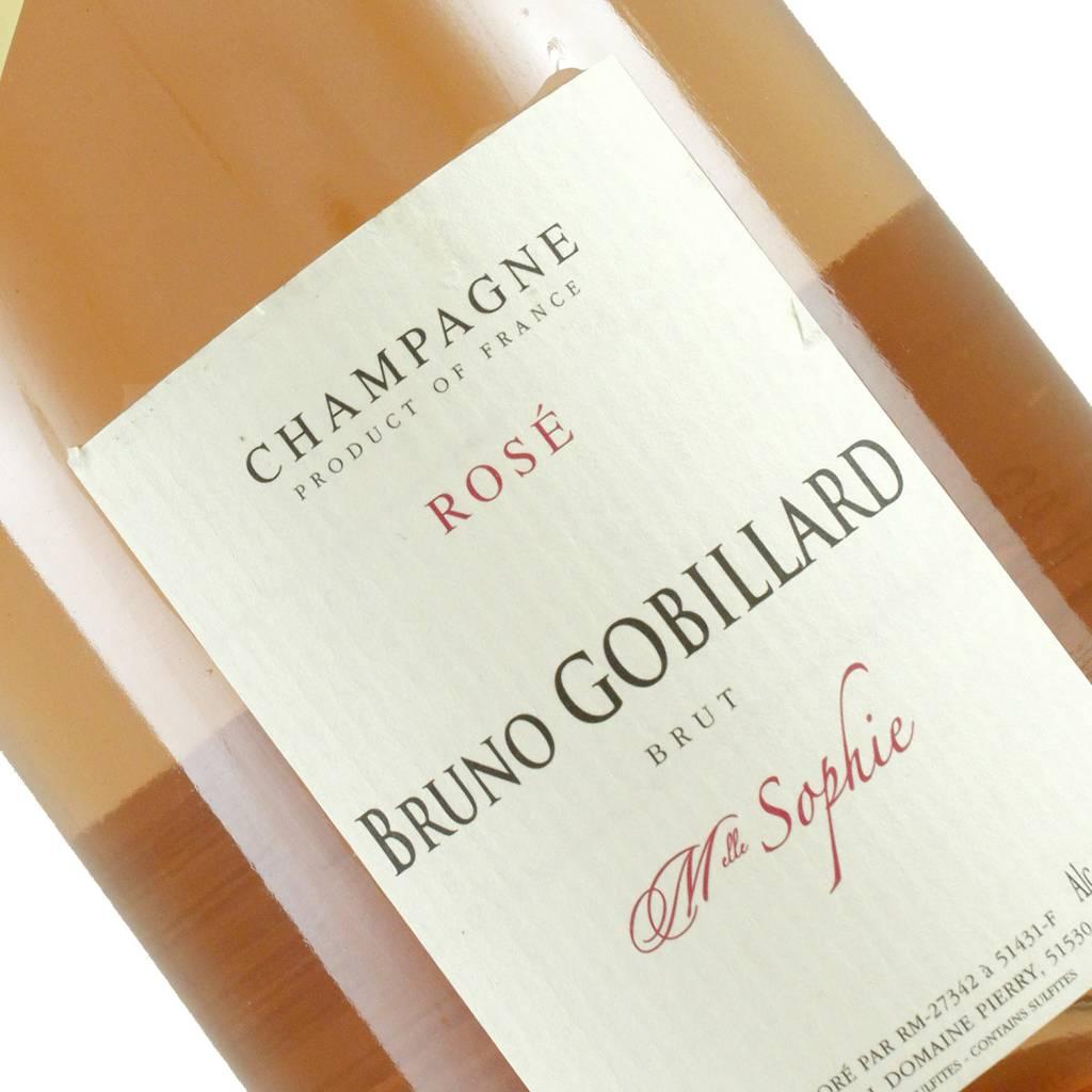 """Bruno Gobillard N. V. Brut Rose """"Melle Sophie"""" Champagne"""