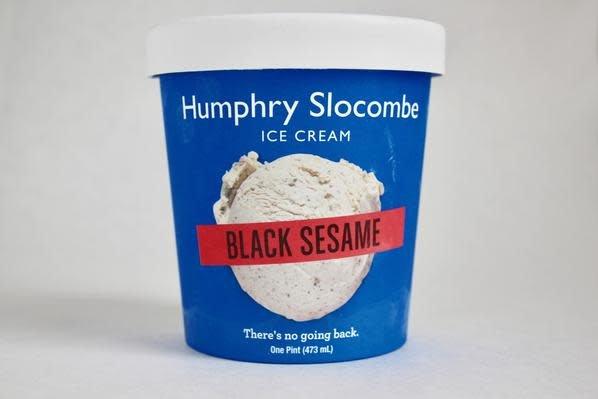 Humphry Slocombe Black Sesame Ice Cream, San Francisco