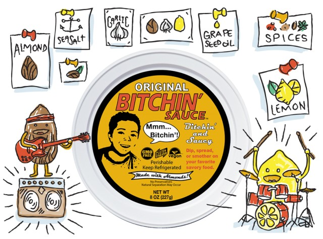 Bitchin' Sauce Original, Carlsbad, California