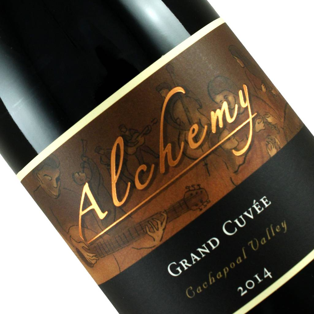 Alchemy 2014 Grand Cuvee Cachapoal Valley, Chile