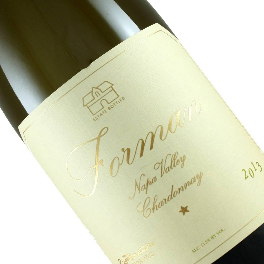 Forman 2013 Chardonnay, Napa Valley