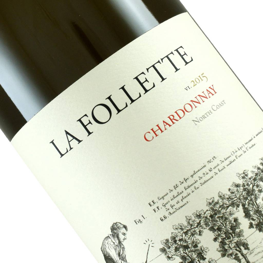 La Follette 2015 Chardonnay, North Coast
