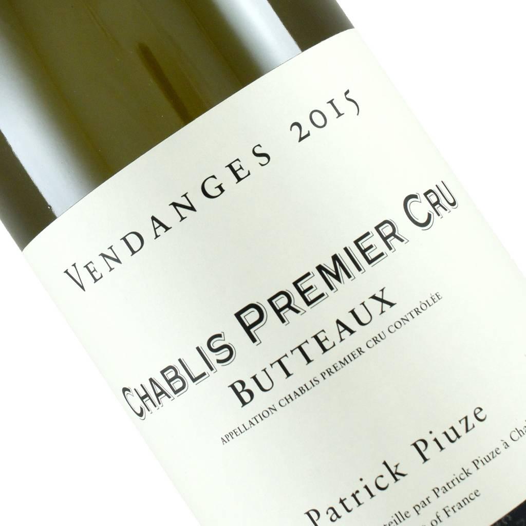 Patrick Piuze 2015 Chablis Premier Cru Butteaux, Burgundy