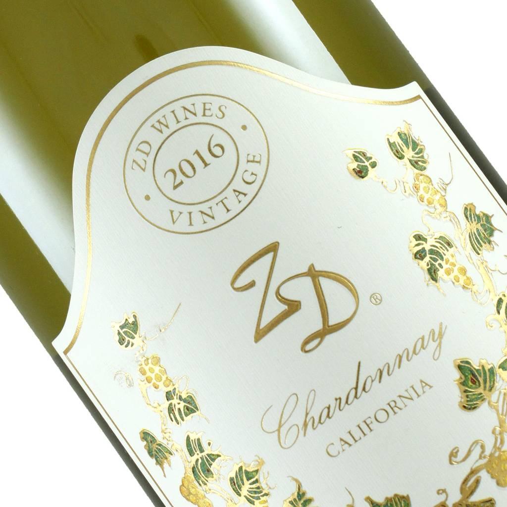 ZD Wines 2016 Chardonnay, California