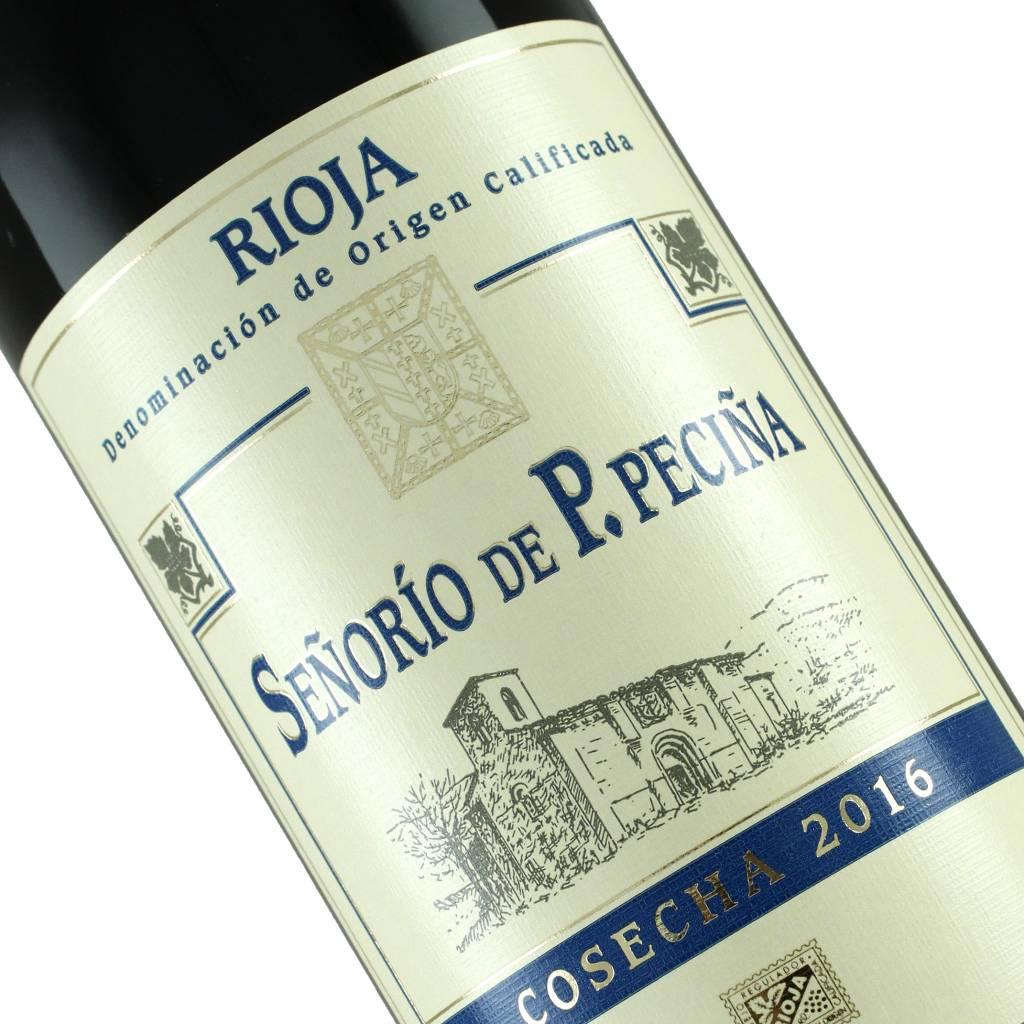 Senorio de Pecina 2016 Rioja Cosecha, Spain