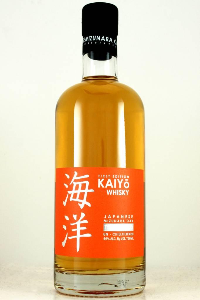 Kaiyo Whisky - The Peated, Japan