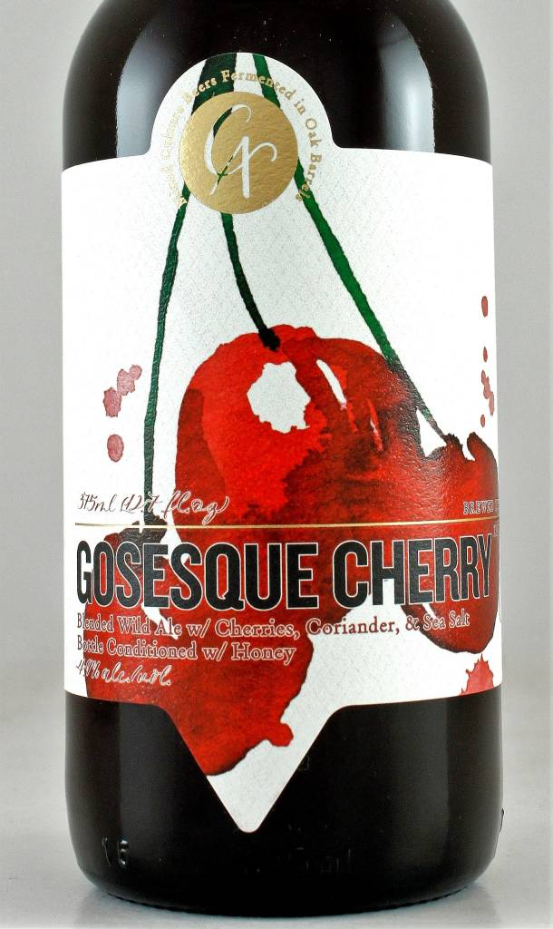 "Cellador ""Gosesque Cherry"" Gose"