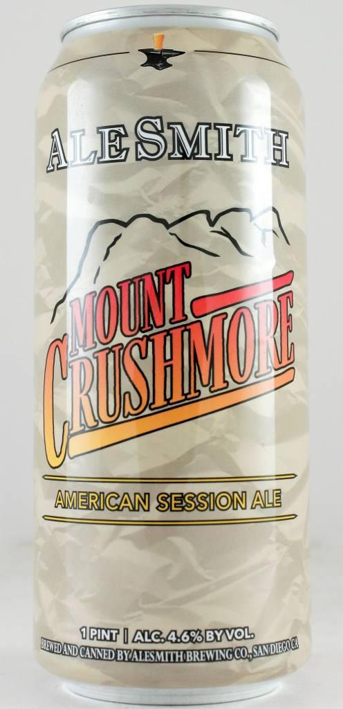 "AleSmith ""Mount Crushmore"" Cream Ale"