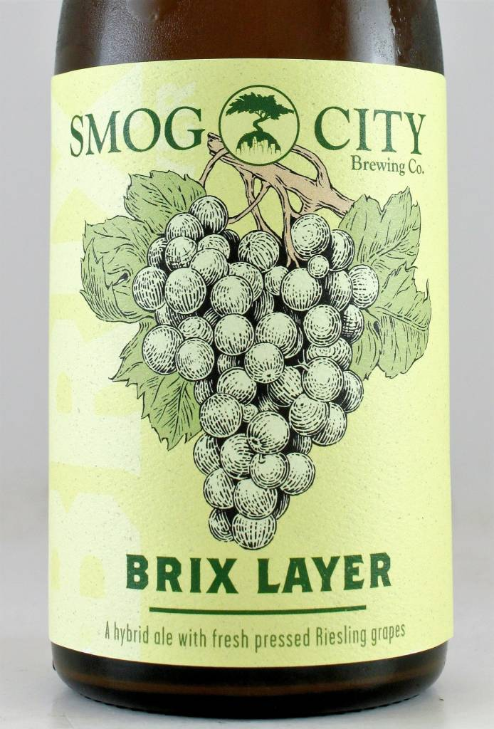 "Smog City Brewing ""Brix Layer"" Sour, California"