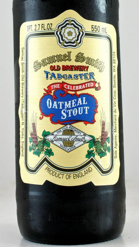 Samuel Smith Old Brewery Oatmeal Stout, England