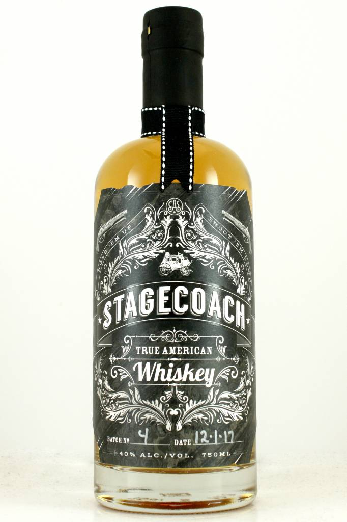 Cutler's Stagecoach American Whiskey