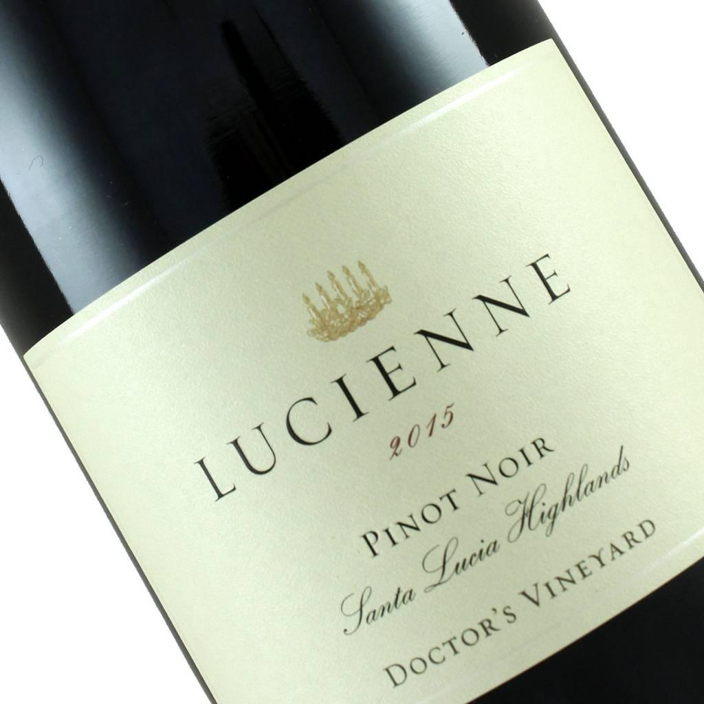 Lucienne 2015 Pinot Noir Doctor's Vineyard, Santa Lucia Highlands