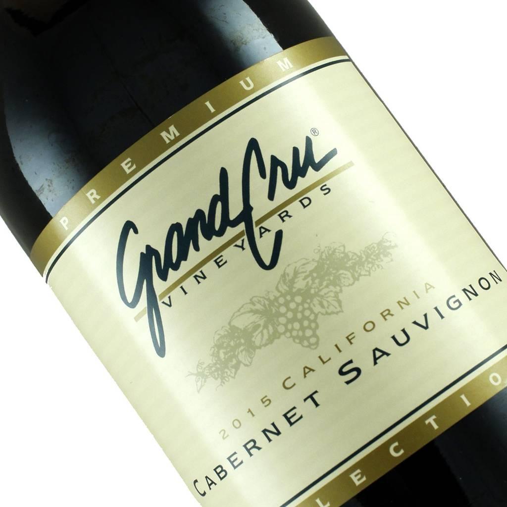 Grand Cru Vineyards 2015 Cabernet Sauvignon