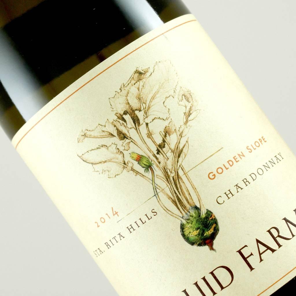 Liquid Farm 2014 Chardonnay Golden Slope, Sta. Rita Hills