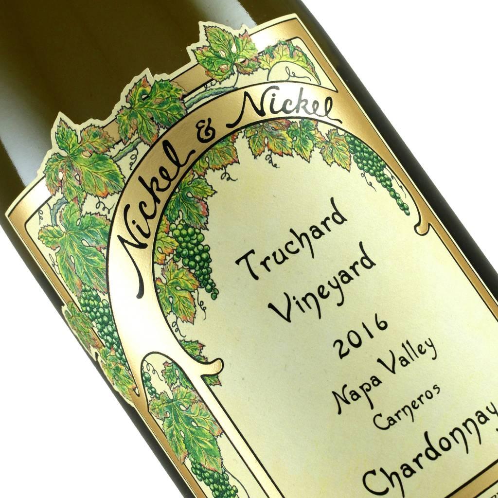 Nickel & Nickel 2016 Chardonnay Truchard Vineyard