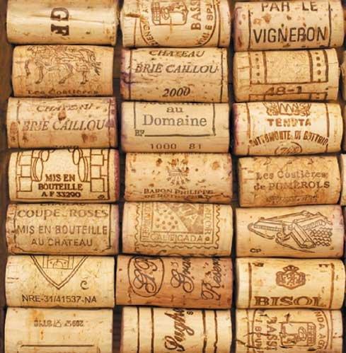 Napkin - PPD - Wine Cellar