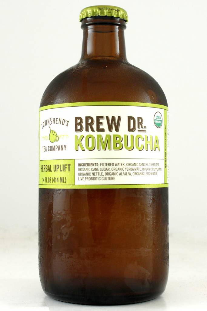 "Brew Dr. Kombucha ""Herbal Uplift"""