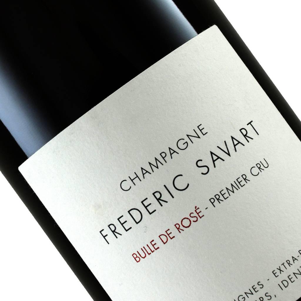 Frederic Savart N.V. Champagne Bulle De Rose Premier Cru Extra Brut
