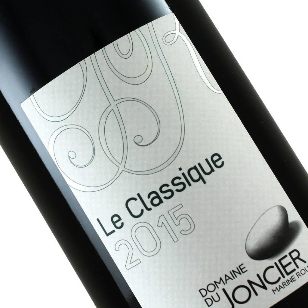 """Domaine Du Joncier 2015 Lirac """"Le Classique"""" Red Rhone Wine"""