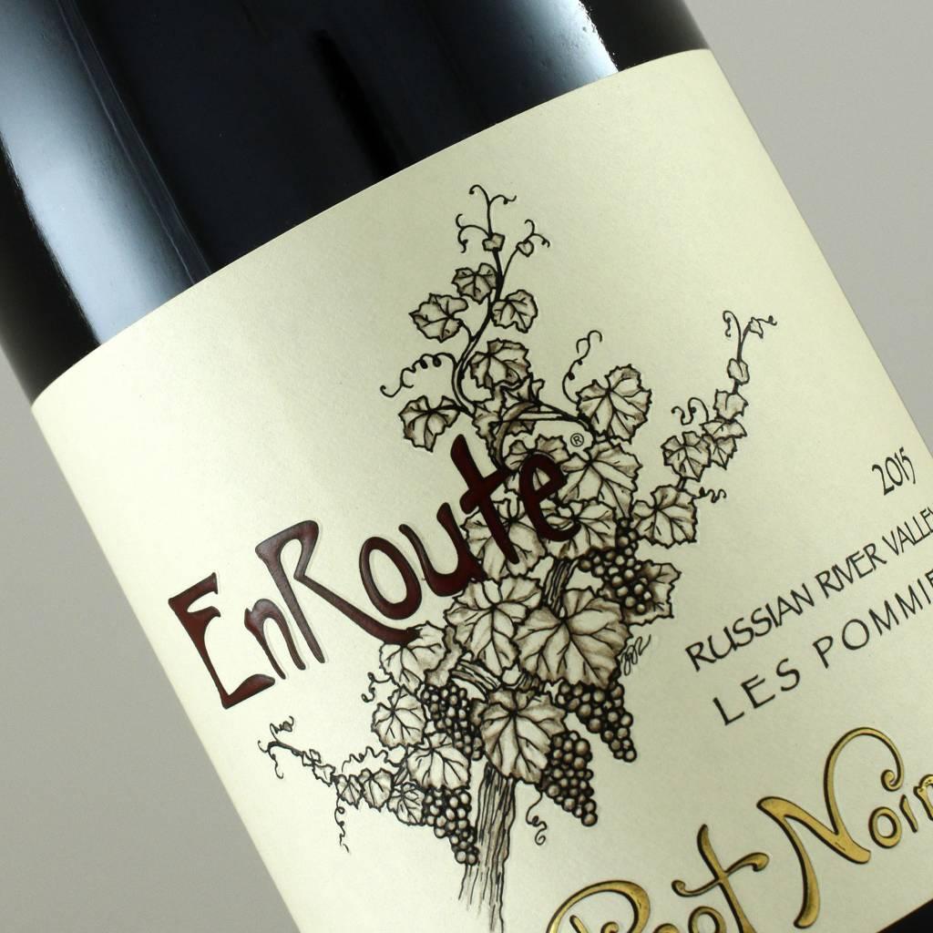 "EnRoute 2015 Pinot Noir  ""Les Pommiers"", Russian River Valley"