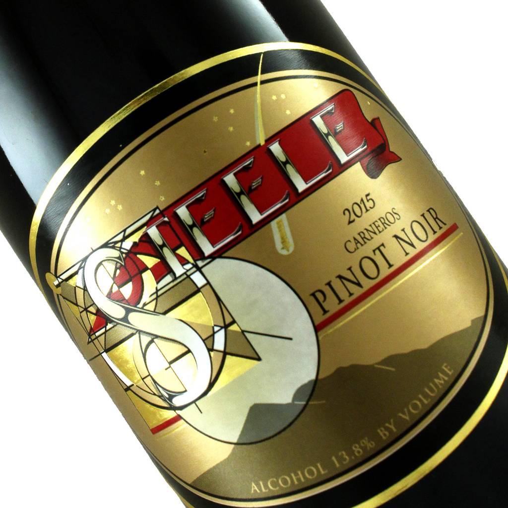 Steele 2015 Pinot Noir Carneros Half-Bottle