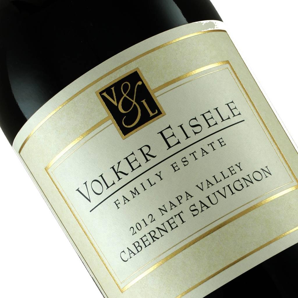 Volker Eisele 2012 Cabernet Sauvignon, Napa Valley