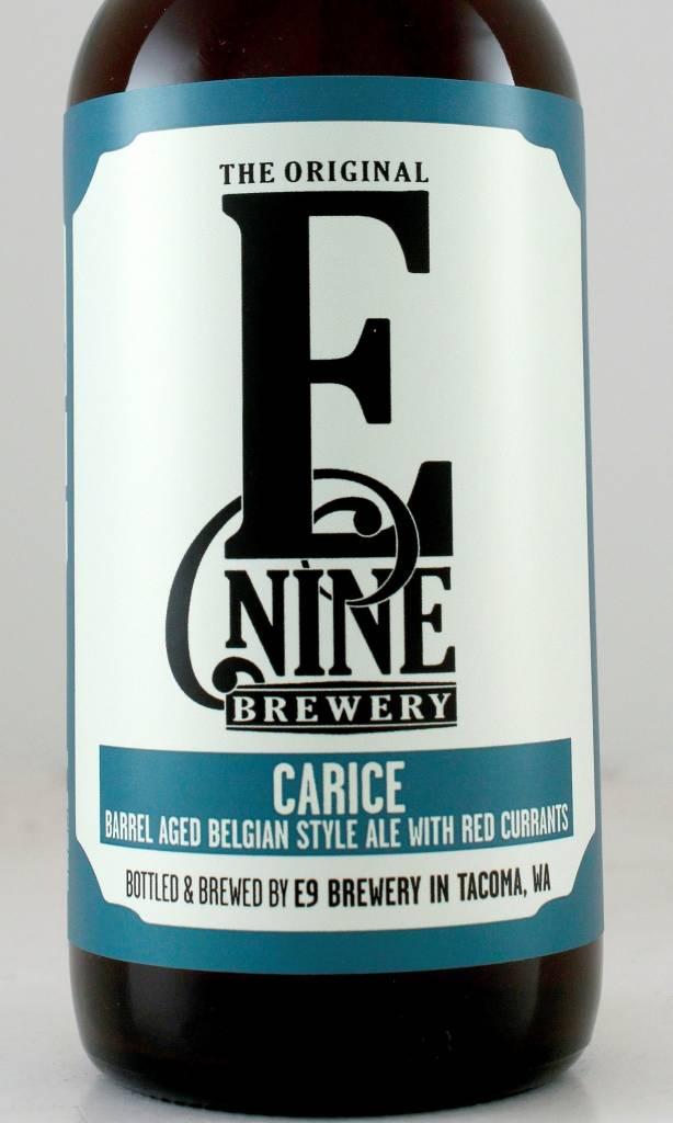 """E9 """"Carice"""" Wild Ale"""