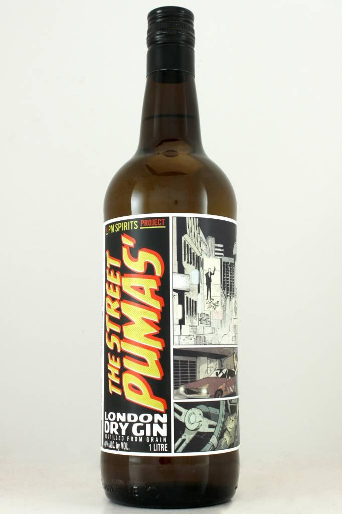 The Street Pumas' London Dry Gin