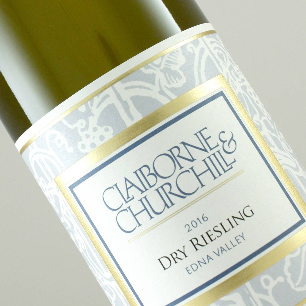 Claiborne & Churchill 2016 Dry Riesling - Edna Valley